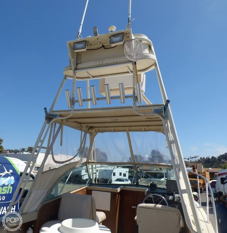 1980 Blackman boat for sale, model of the boat is 23 & Image # 5 of 40