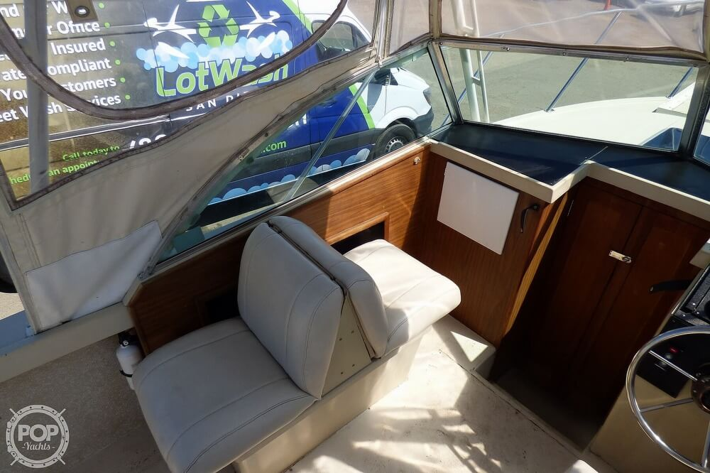 1980 Blackman boat for sale, model of the boat is 23 & Image # 19 of 40