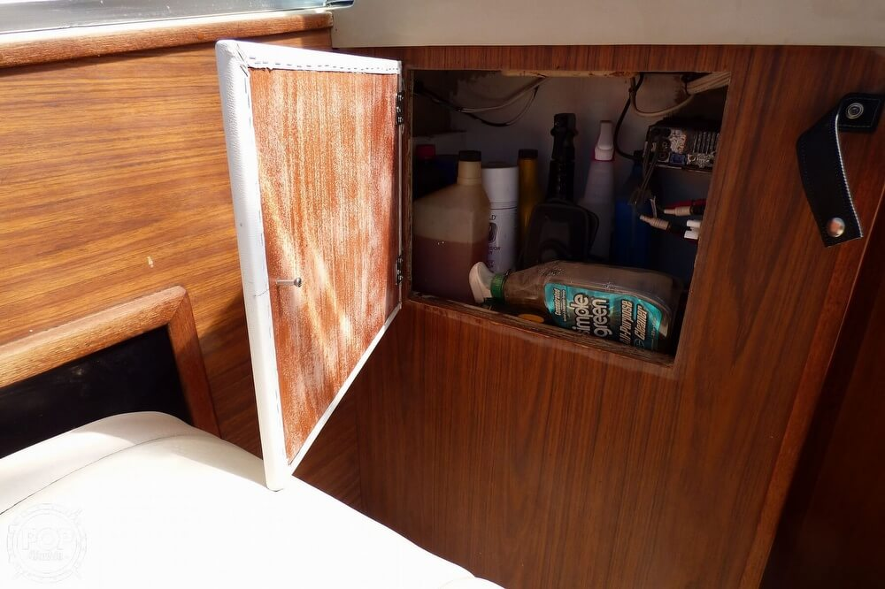 1980 Blackman boat for sale, model of the boat is 23 & Image # 21 of 40