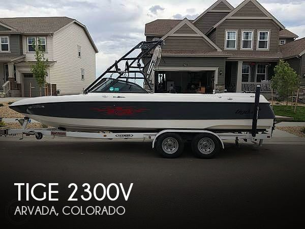 Used Boats For Sale in Boulder, Colorado by owner | 2002 Tige 23