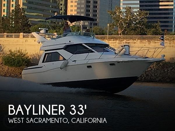 Used Bayliner Boats For Sale in California by owner | 1998 Bayliner 32