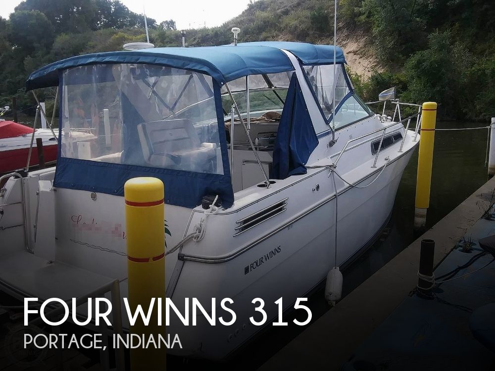 Used Four Winns 315 Express Boats For Sale by owner | 1992 Four Winns 315 Express