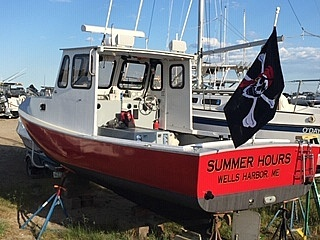 1983 Eastport boat for sale, model of the boat is 24 & Image # 9 of 40