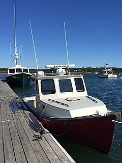 1983 Eastport boat for sale, model of the boat is 24 & Image # 6 of 40