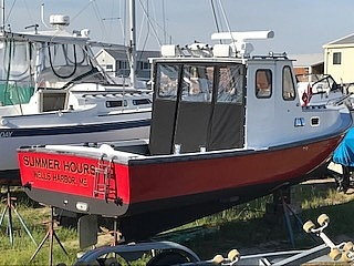 1983 Eastport boat for sale, model of the boat is 24 & Image # 16 of 40