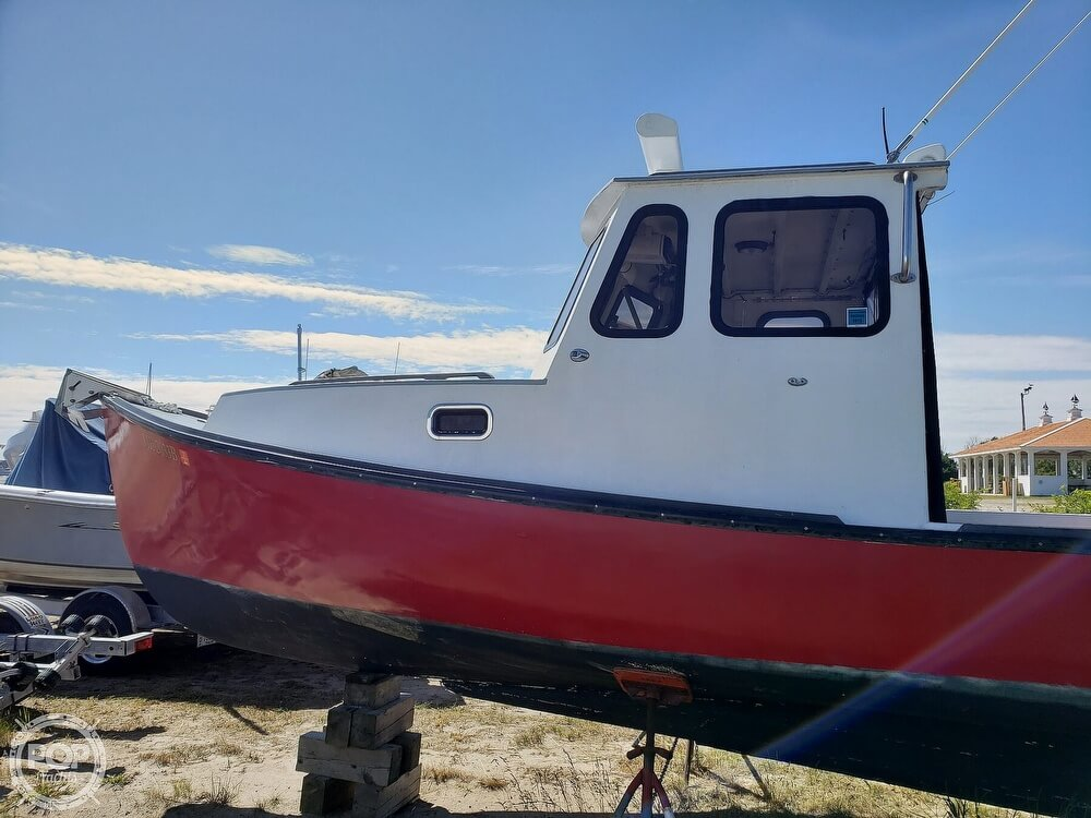 1983 Eastport boat for sale, model of the boat is 24 & Image # 27 of 40