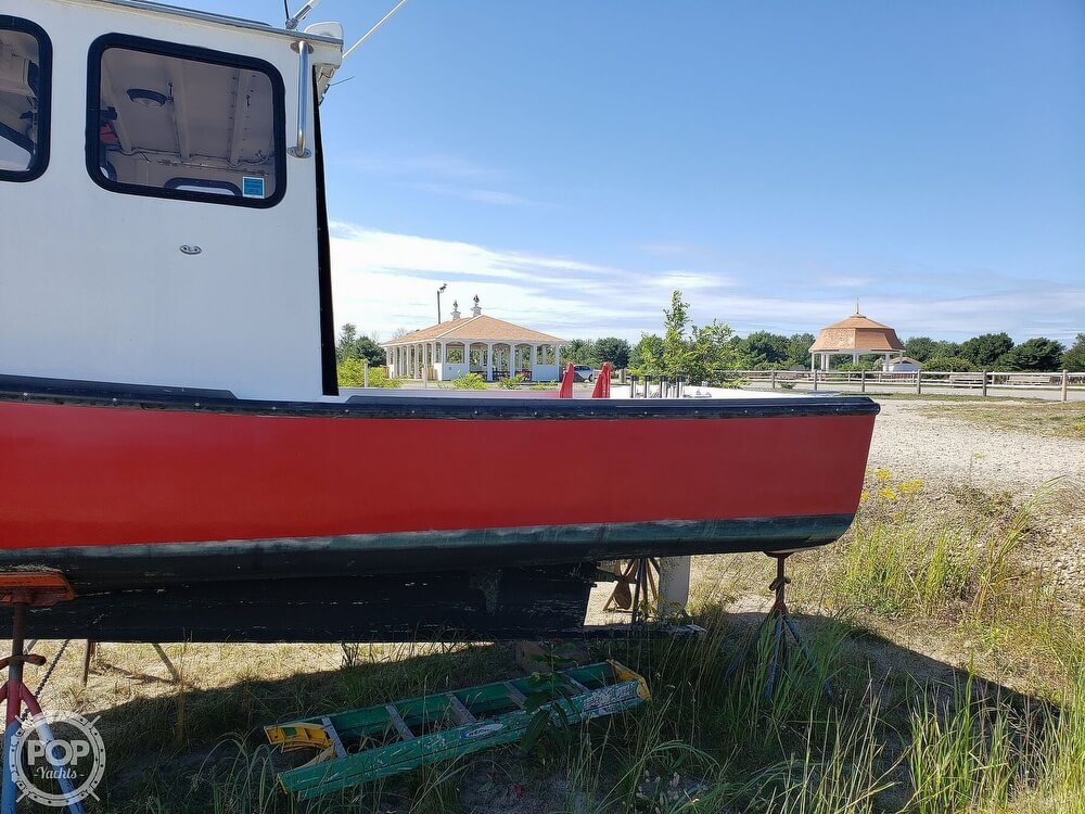 1983 Eastport boat for sale, model of the boat is 24 & Image # 29 of 40
