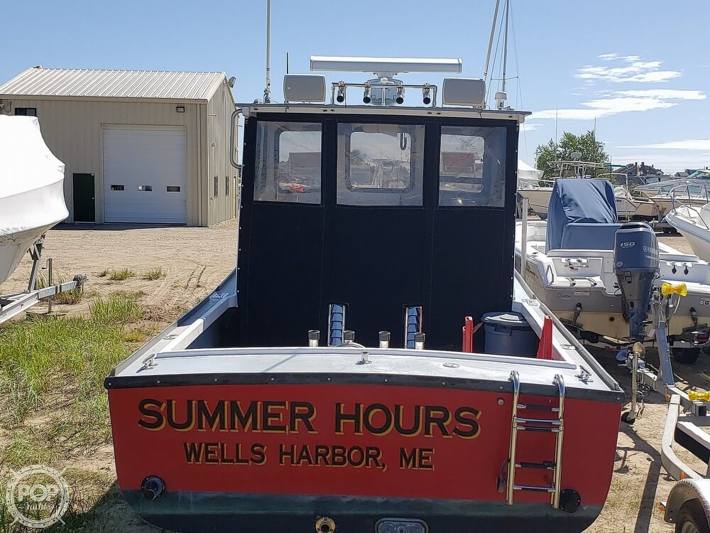 1983 Eastport boat for sale, model of the boat is 24 & Image # 32 of 40