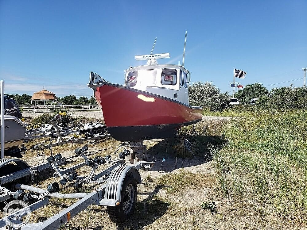 1983 Eastport boat for sale, model of the boat is 24 & Image # 2 of 40