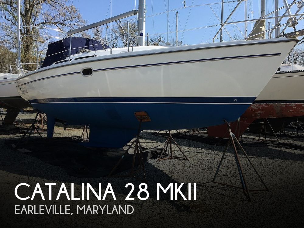Used Boats For Sale in Harrisburg, Pennsylvania by owner | 2005 Catalina 28 MkII