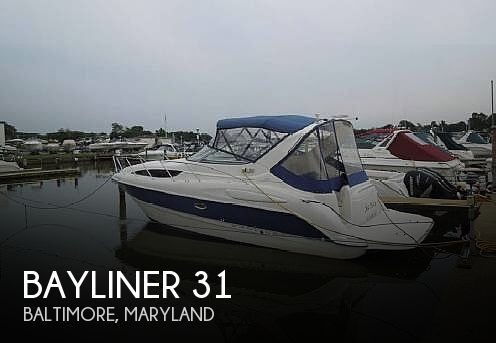 Used Bayliner Boats For Sale in York, Pennsylvania by owner | 2004 Bayliner 31