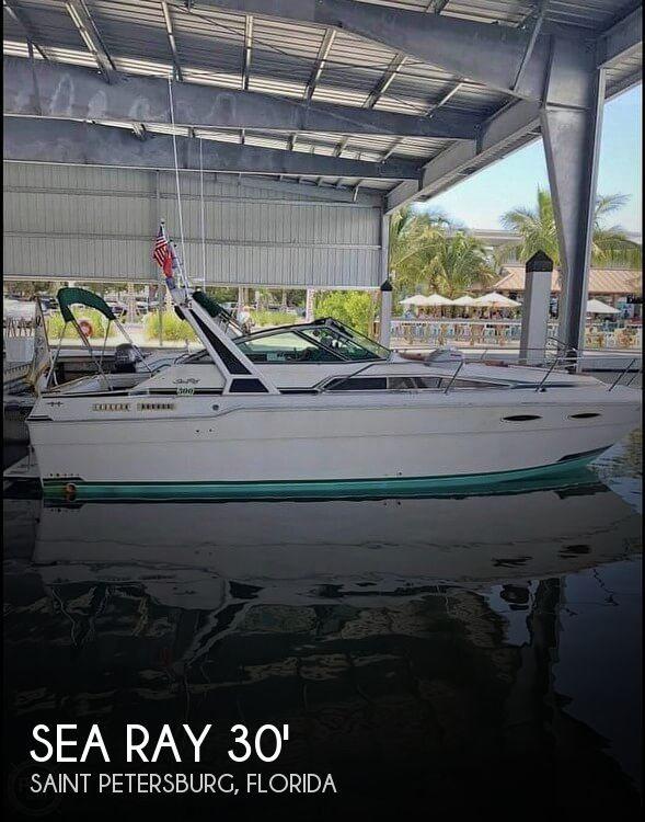 Used Sea Ray Weekender Boats For Sale by owner | 1986 30 foot Sea Ray Weekender
