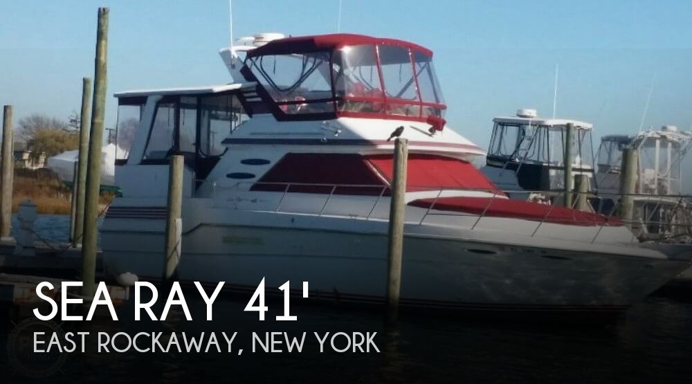 Used Sea Ray 41 Boats For Sale by owner | 1988 Sea Ray 41