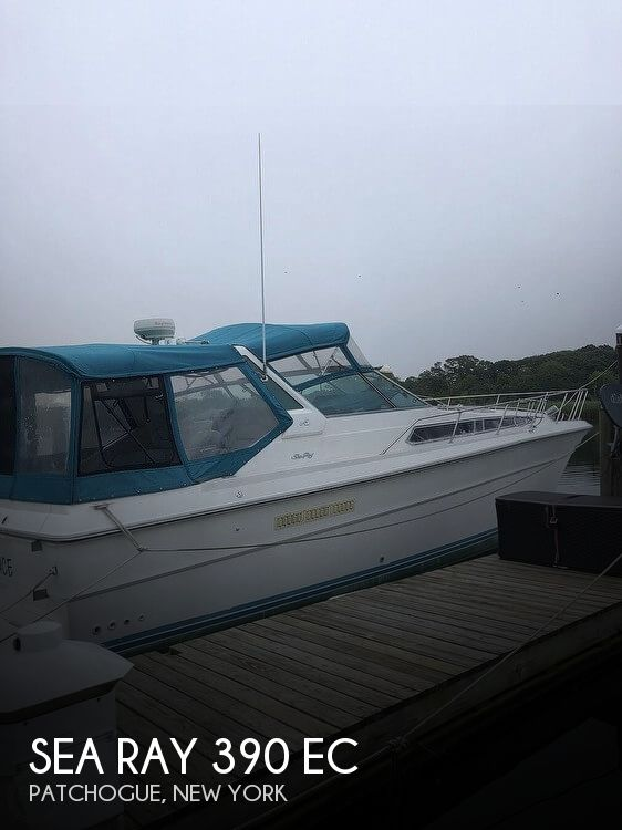 Used Sea Ray 39 Boats For Sale by owner | 1989 Sea Ray 39