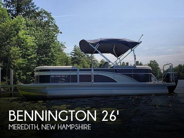 Used Bennington Boats For Sale by owner | 2018 Bennington 22SSRXP/SPS