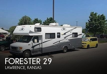 2005 Forest River Forester 29