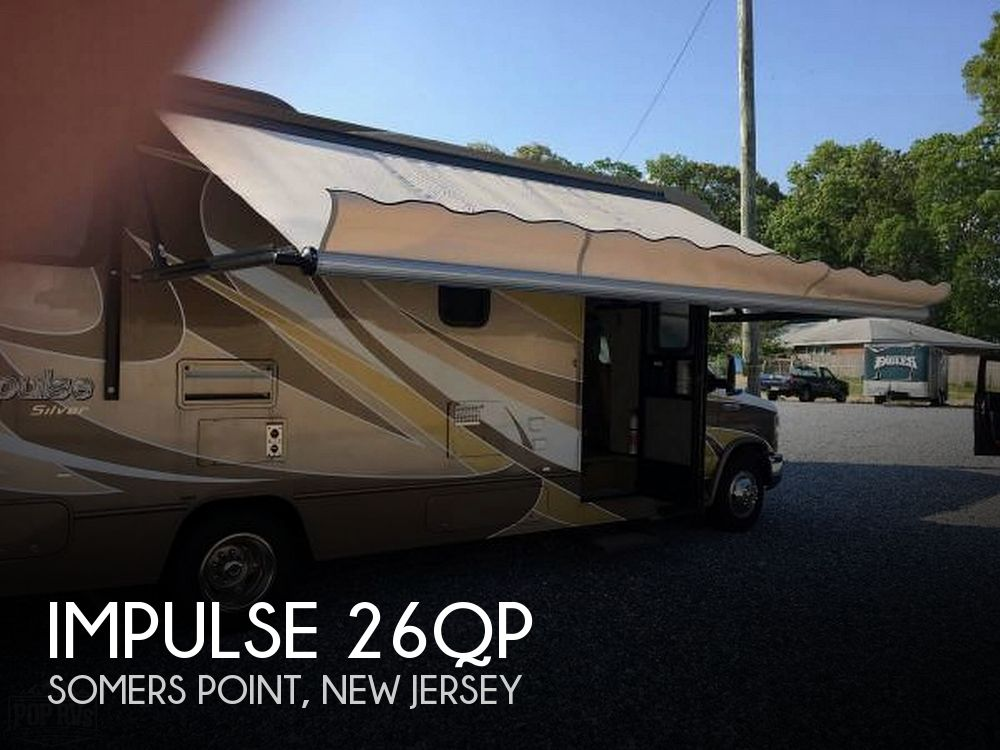 2011 Itasca Impulse 27