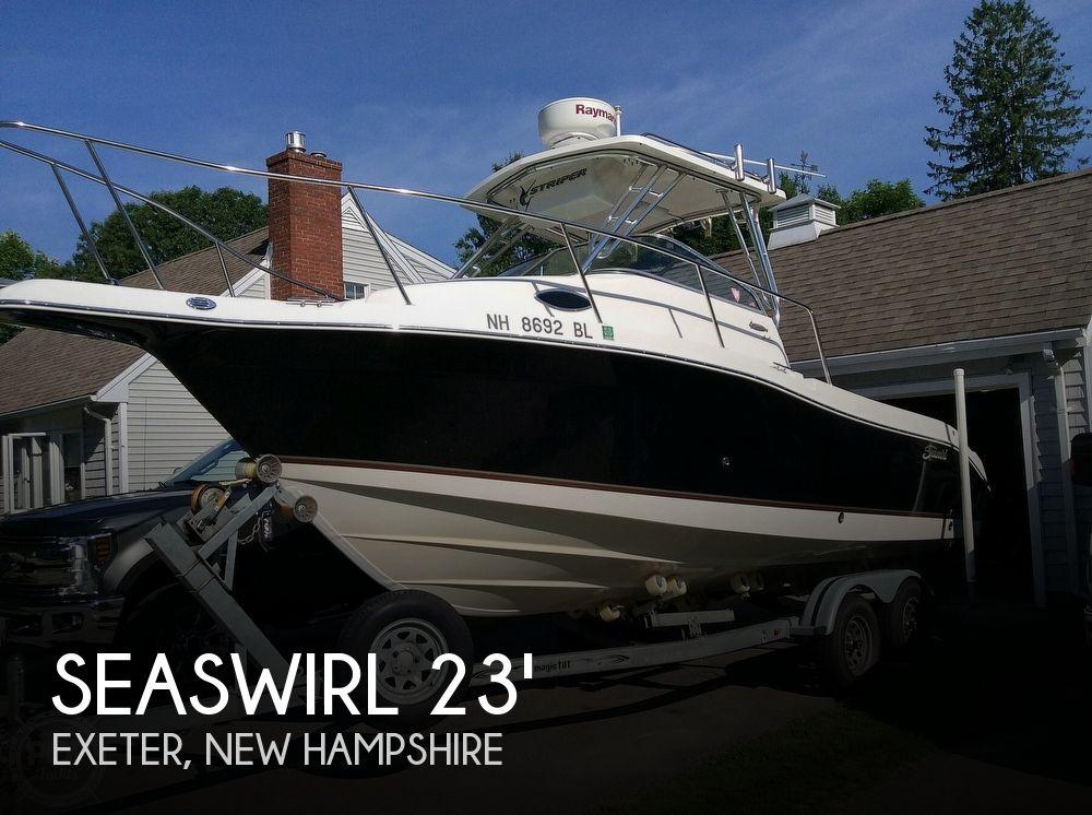 Used SEASWIRL Boats For Sale by owner | 2007 Seaswirl Striper 2301 W/A Limited Editi