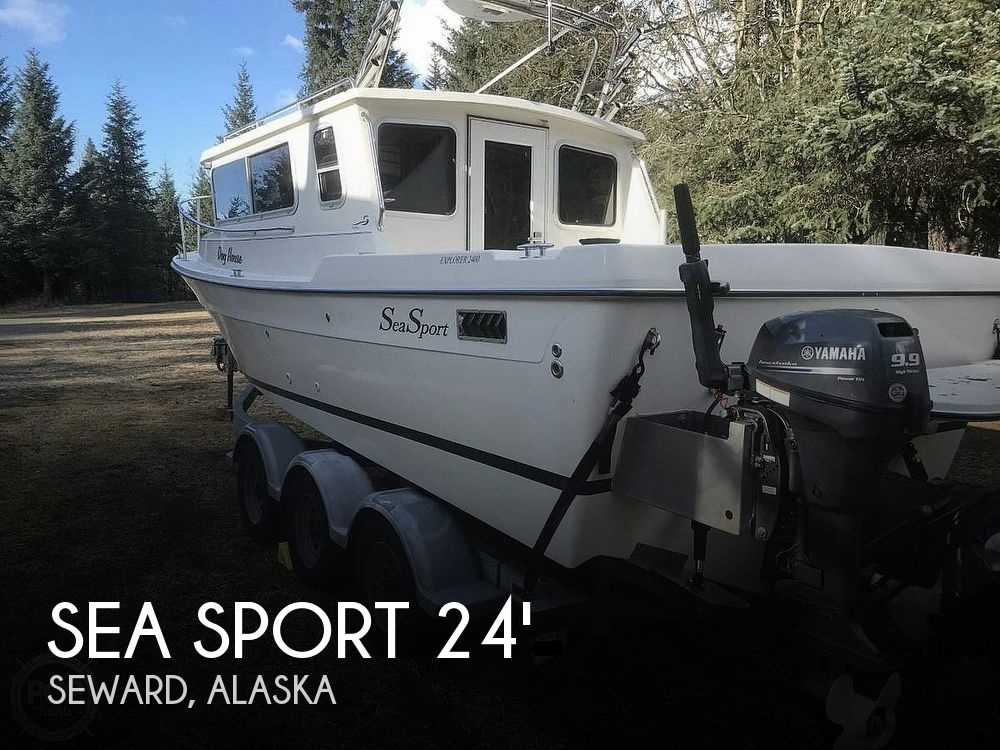 Used SEA SPORT Boats For Sale by owner | 2005 Sea Sport Explorer 2400