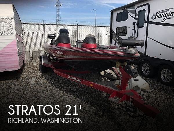 Used Boats For Sale in Kennewick, Washington by owner | 2004 Stratos 21