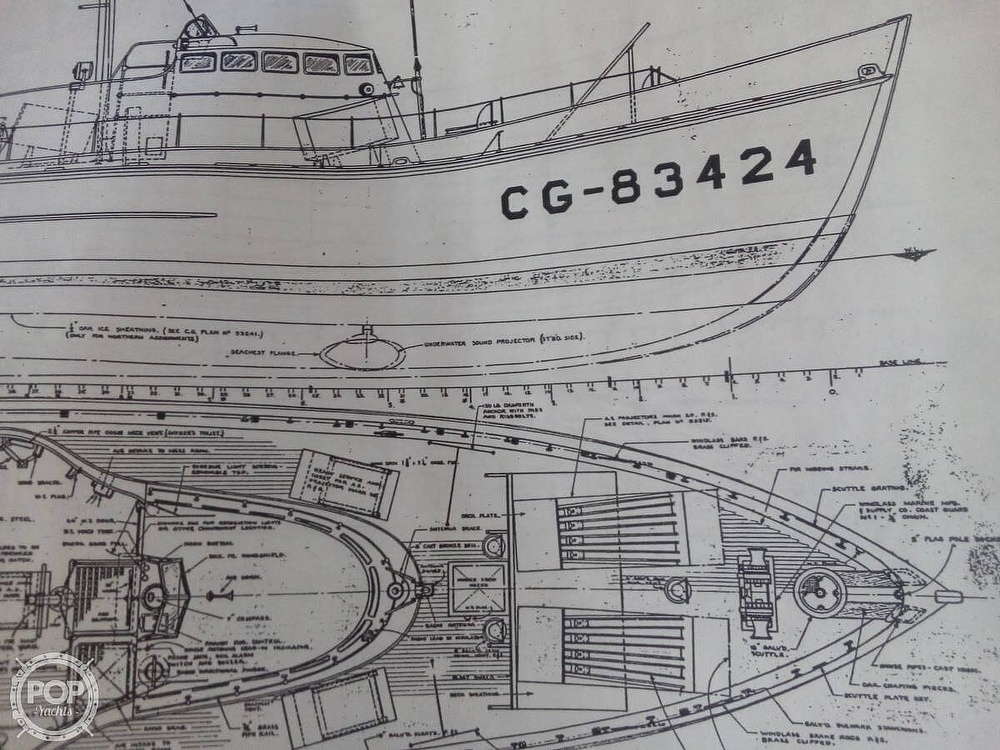 1943 Brooklyn boat for sale, model of the boat is 80 & Image # 3 of 19