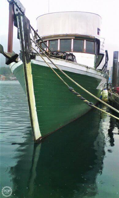 1943 Brooklyn 80  Sitka Alaska