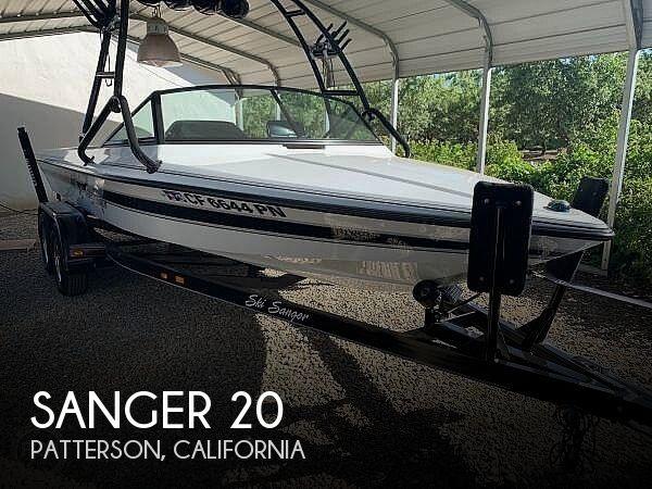 Used SANGER Boats For Sale by owner | 2001 Sanger 20