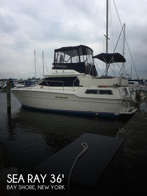 Used Sea Ray 360 aft cabin Boats For Sale by owner | 1985 Sea Ray 360 Aft Cabin