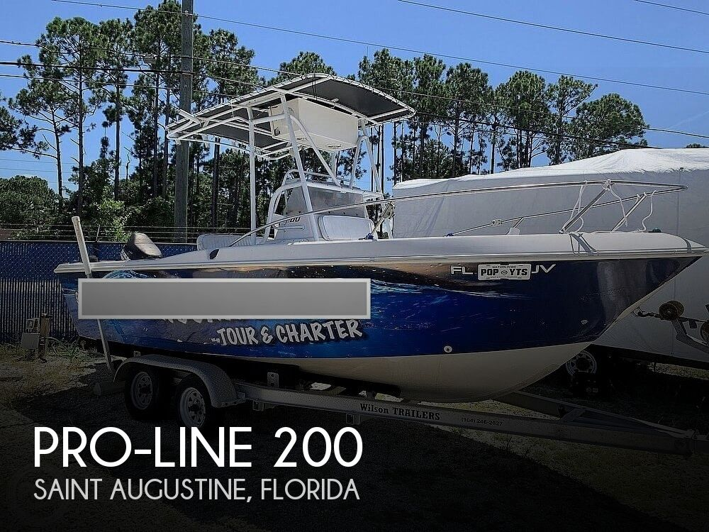 1996 Pro-Line boat for sale, model of the boat is 200 Stalker Center Console & Image # 1 of 40