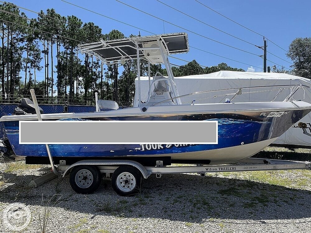 1996 Pro-Line boat for sale, model of the boat is 200 Stalker Center Console & Image # 3 of 40