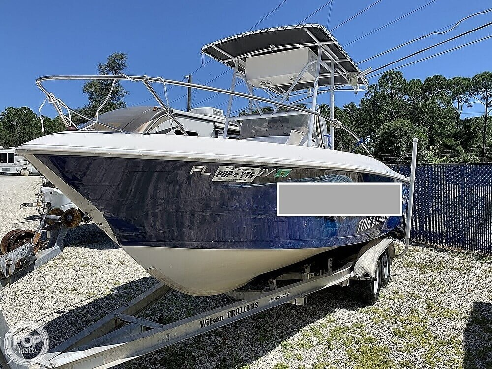 1996 Pro-Line boat for sale, model of the boat is 200 Stalker Center Console & Image # 11 of 40