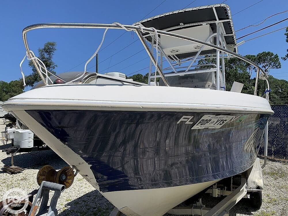 1996 Pro-Line boat for sale, model of the boat is 200 Stalker Center Console & Image # 2 of 40