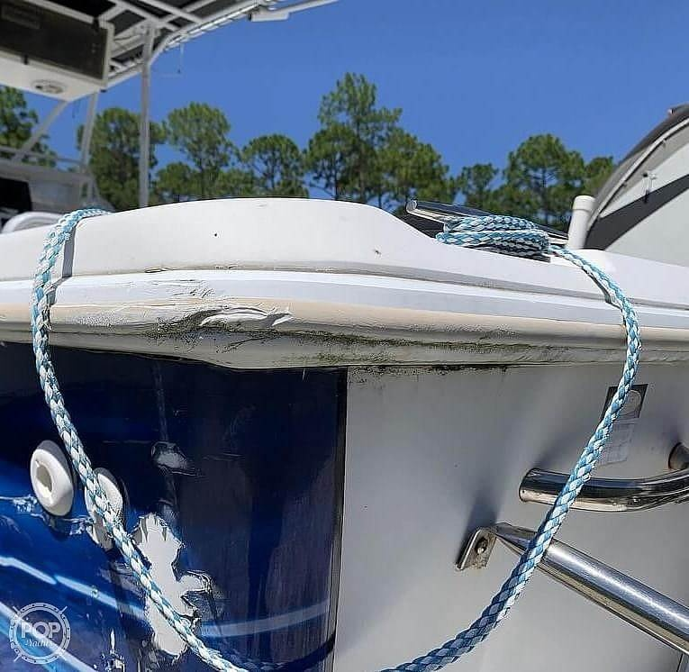1996 Pro-Line boat for sale, model of the boat is 200 Stalker Center Console & Image # 28 of 40