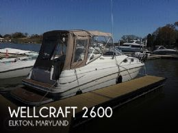2003 Wellcraft Martinique 2600