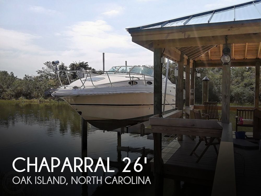 Used Chaparral Boats For Sale in North Carolina by owner | 2004 Chaparral 260 Signature