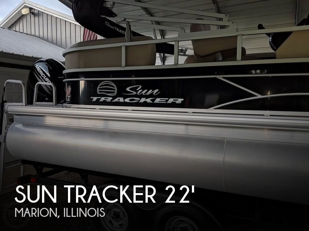 Used Sun Tracker Pontoon Boats For Sale by owner | 2017 Sun Tracker Party Barge 22