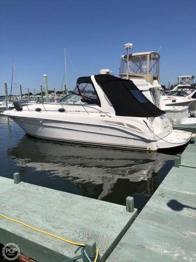 Sea Ray 340 Sundancer, 37', for sale - $70,000