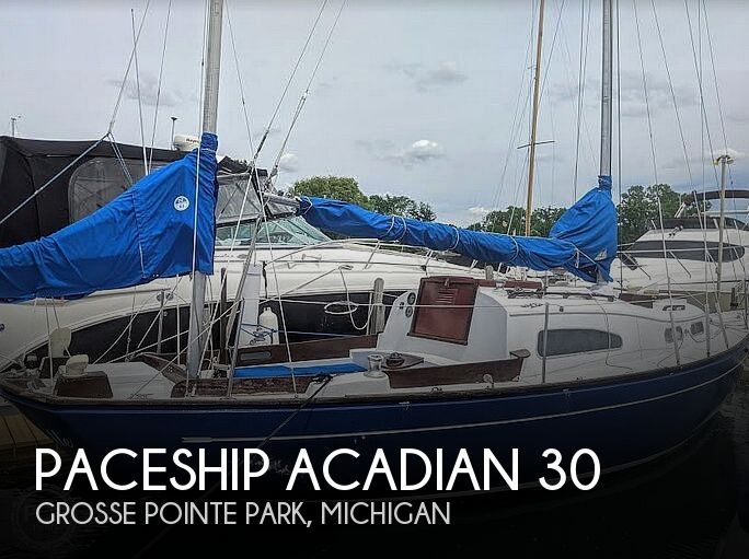 Used Sailboats For Sale by owner | 1972 Paceship 30