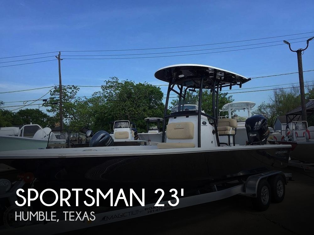 Used Ski Boats For Sale in Texas by owner | 2018 Sportsman 234 Tournament