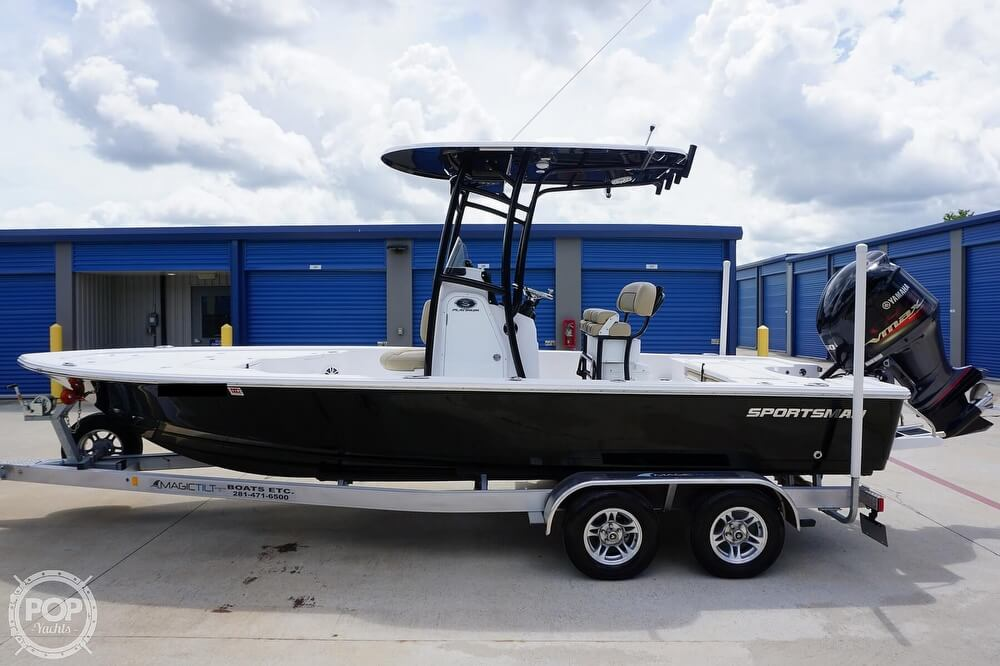 2018 Sportsman Boats boat for sale, model of the boat is 234 Tournament & Image # 3 of 40