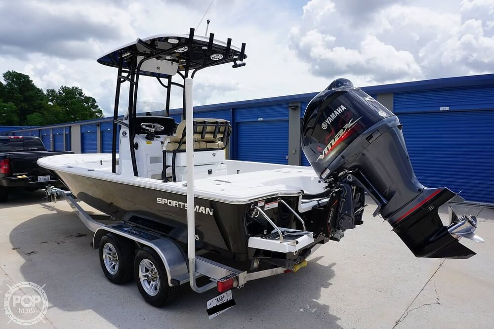 2018 Sportsman Boats boat for sale, model of the boat is 234 Tournament & Image # 4 of 40