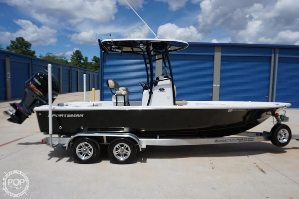 2018 Sportsman Boats boat for sale, model of the boat is 234 Tournament & Image # 7 of 40