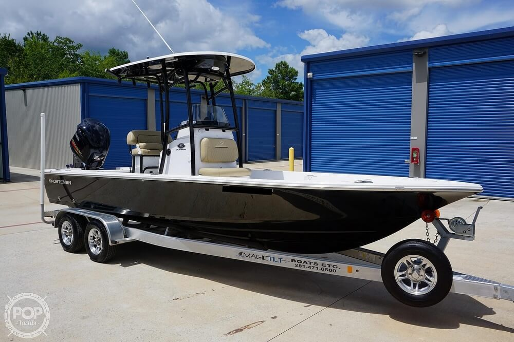2018 Sportsman Boats boat for sale, model of the boat is 234 Tournament & Image # 8 of 40