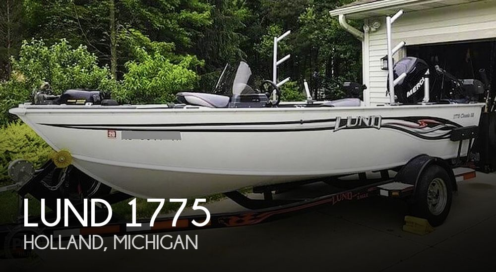 Used Lund Boats For Sale by owner | 2007 Lund 1775 Classic SS