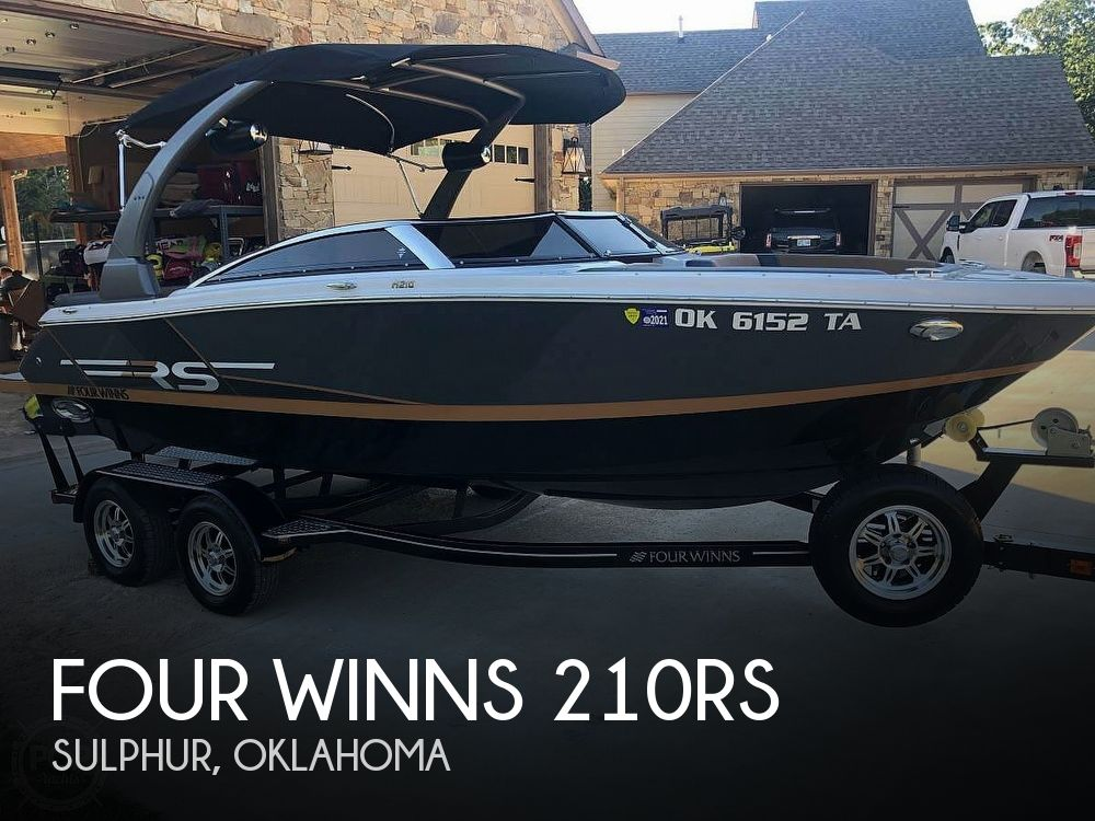 Used Boats For Sale in Oklahoma by owner | 2019 Four Winns 210RS