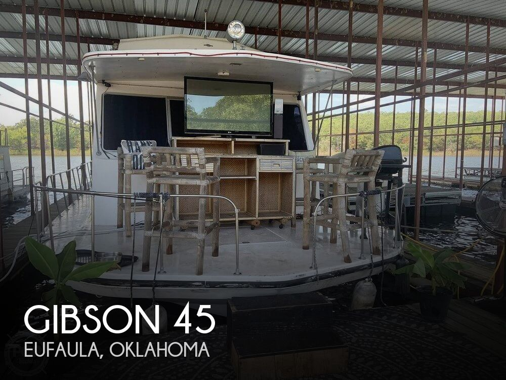 Used GIBSON Boats For Sale by owner | 1972 Gibson 50
