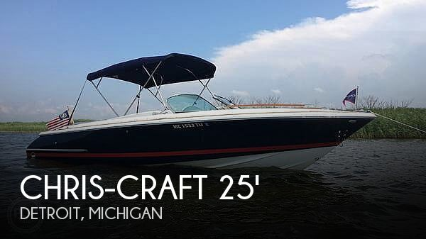 Used Chris-Craft Boats For Sale in Michigan by owner | 2003 Chris-Craft 26