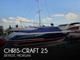 2003 Chris-Craft 25 Corsair