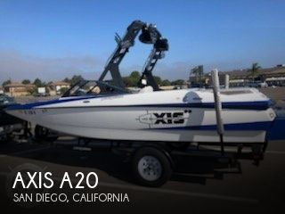 Used Axis Boats For Sale by owner | 2015 Axis A20