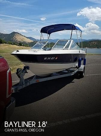 Used Bayliner Boats For Sale in Oregon by owner | 2012 Bayliner 195 Discovery